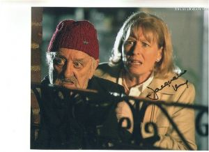 "Jacqueline King ""Donna's mum Sylvia Noble"" (Doctor Who) #1"